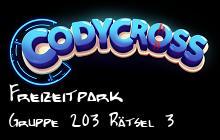 Freizeitpark Gruppe 203 Rätsel 3 lösungen