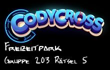 Freizeitpark Gruppe 203 Rätsel 5 lösungen