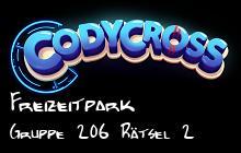 Freizeitpark Gruppe 206 Rätsel 2 lösungen