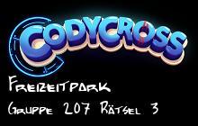Freizeitpark Gruppe 207 Rätsel 3 lösungen