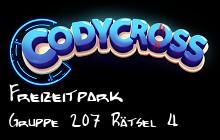 Freizeitpark Gruppe 207 Rätsel 4 lösungen
