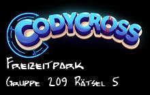 Freizeitpark Gruppe 209 Rätsel 5 lösungen