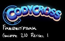 Freizeitpark Gruppe 210 Rätsel 1 lösungen