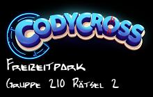 Freizeitpark Gruppe 210 Rätsel 2 lösungen