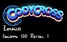 Zirkus Gruppe 100 Rätsel 1 lösungen