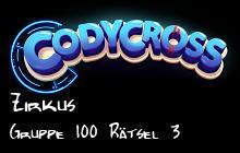 Zirkus Gruppe 100 Rätsel 3 lösungen